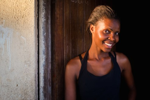 Agnes lives in Monkey Bay with her brother. She is unemployed and hopes to find work in South Africa one day.