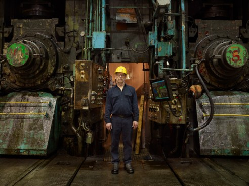 4099 - Dave Jacobs - Tandem Mill Operator, Arcelor Mittal Steel - Cleveland, Ohio