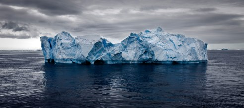 The Ice Crown Antarctic Sound Antarctic February 2010
