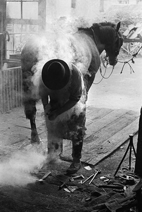 Blacksmith Spain 1963