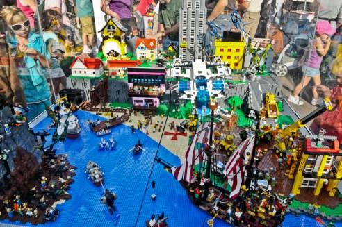 Pirates in Legoland Minnesota State Fair