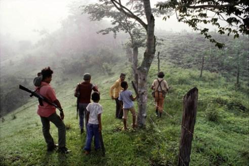 Outside El Jicaro, Nicaragua (El Coyol)