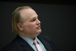 Michael Johns, Tea Party Movement, Heritage Foundation