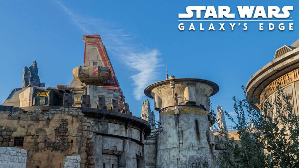 Docking Bay 7 in Galaxy's Edge