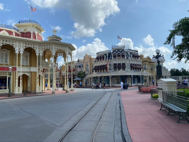Disney's reopening is a work in progress. Cast members are doing a lot to keep guests safe.