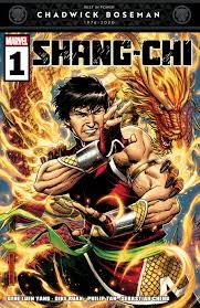 Shang-Chi (2020) #1 | Comic Issues | Marvel