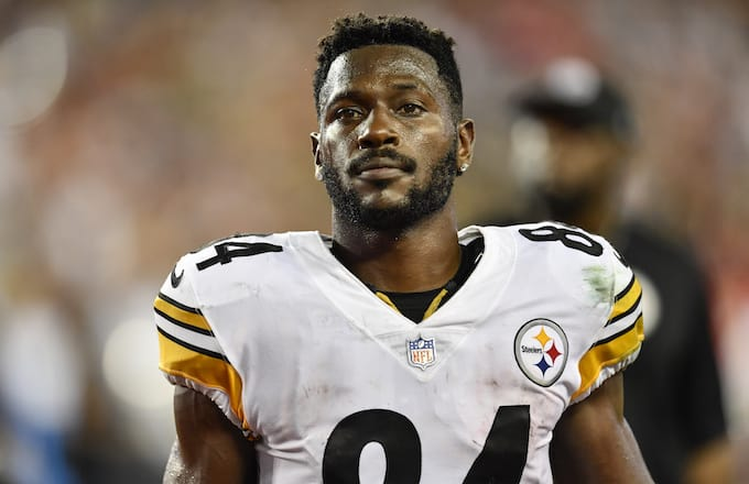 Three Ideal Locations for Antonio Brown to Land