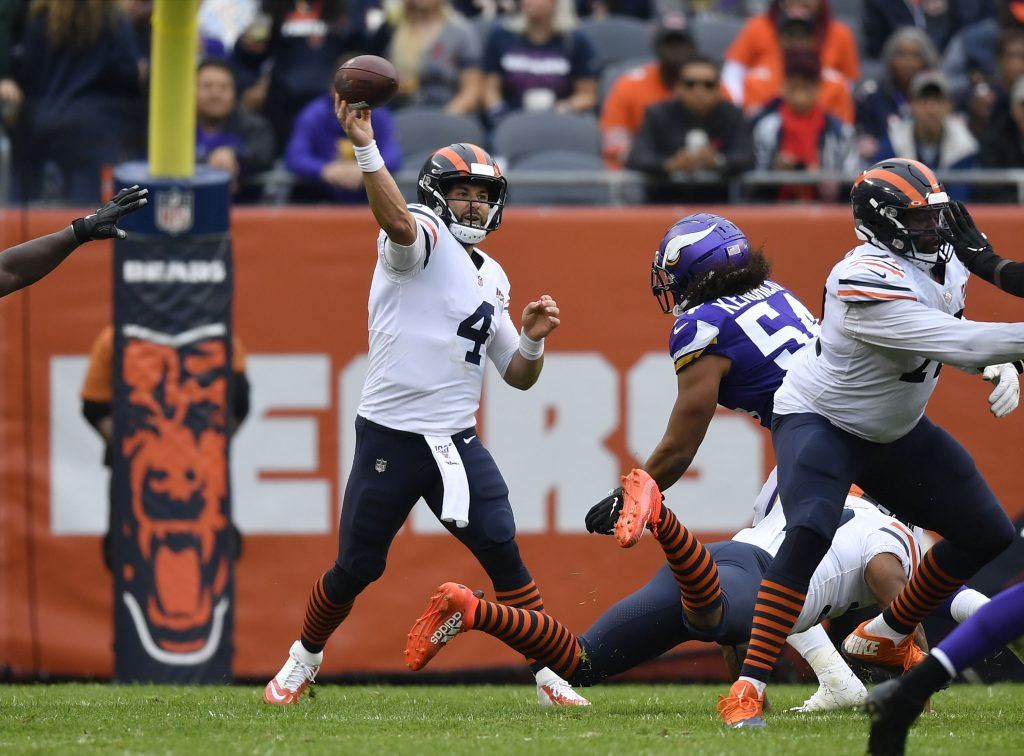 Chicago is in Good Hands with Chase Daniel