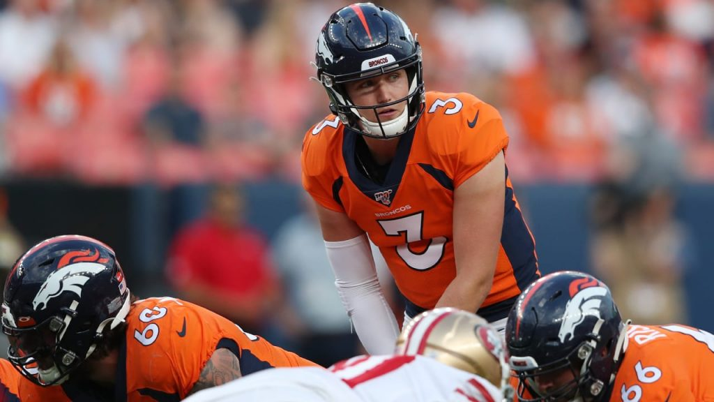 The Broncos Look Lost, and There Might be an Answer