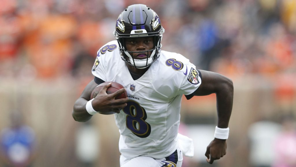 The NFL Belongs to Lamar Jackson