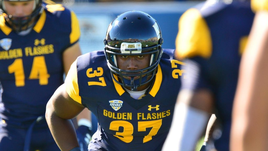 Interview with Kent State Linebacker Cepeda Phillips