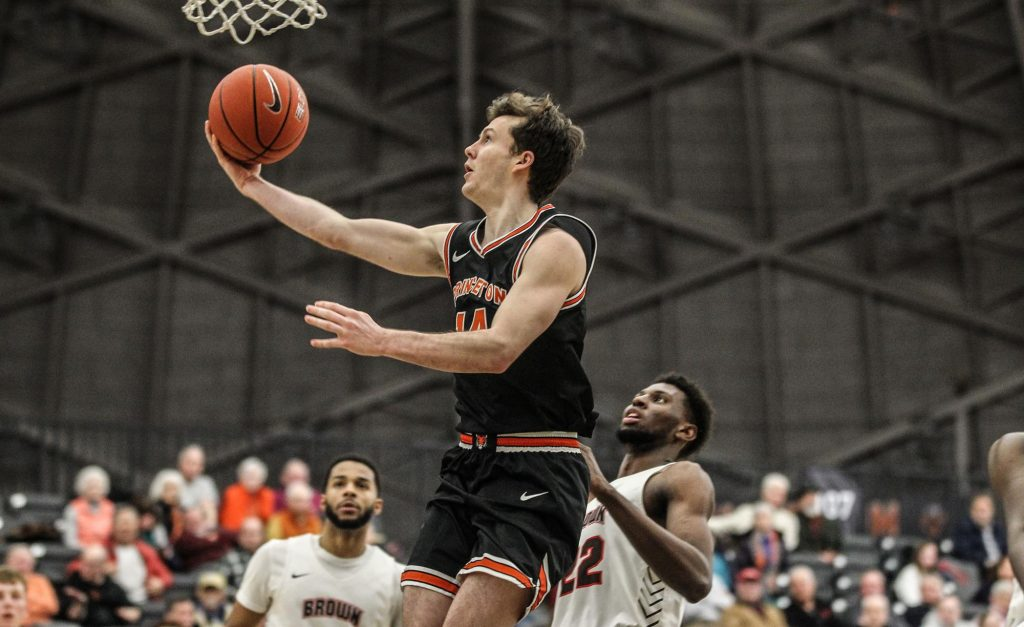 Interview with Princeton Men's Basketball Guard Ethan Wright