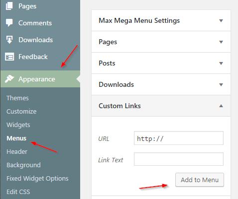 WordPress Tip: How To Make NoFollow Menu Links - Edge Talk