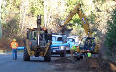 Ships Point Improvement District – Water System Upgrade