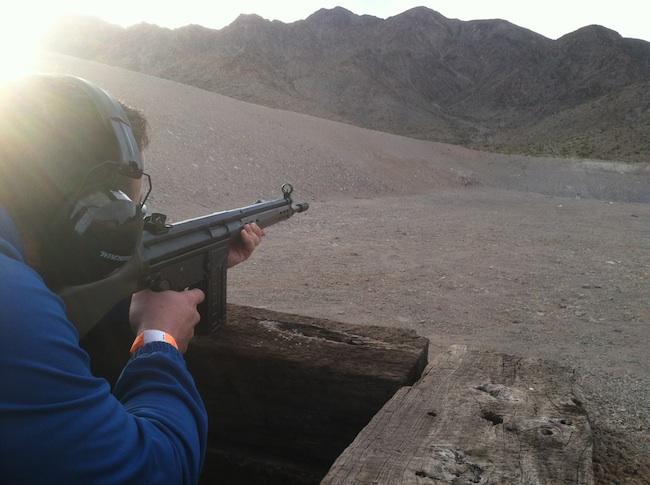 Pro Gun Club Rifle
