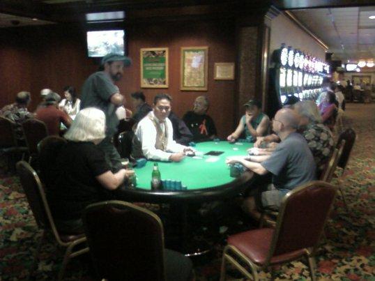 El Cortez Poker
