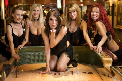 Golden Gate Sexy Craps Dealers
