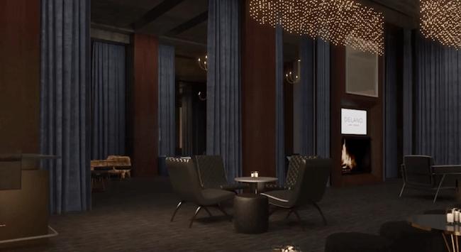 Delano Las Vegas Lobby