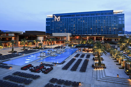 M Resort Las Vegas Pool
