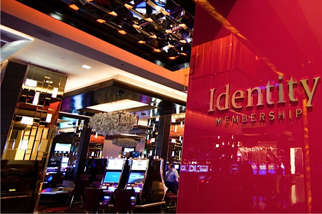 Identity Players Club Booth At Cosmopolitan