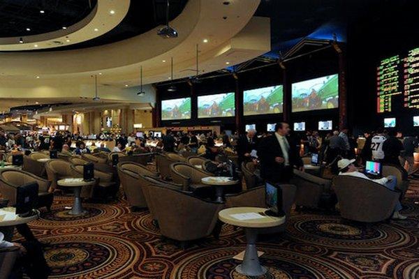 Caesars Palace Las Vegas Sportsbook