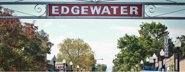 Edgewater Sign