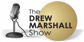the drew marshall show logo