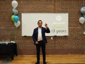 Bellwood Alumni - 13 years strong