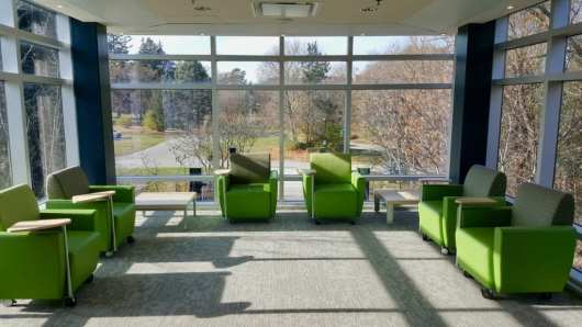 Bellwood Health Services Toronto Addiction and Mental Health Facility Lounge