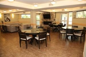 Whiterock EHN Canada Addiction Treatment Facility Dining Room