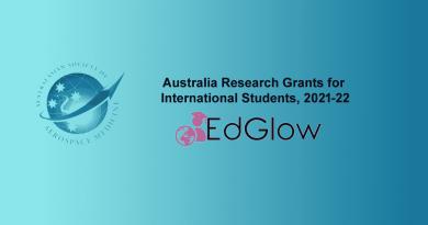 Australia Research Grants