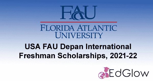 International Freshman Scholarships