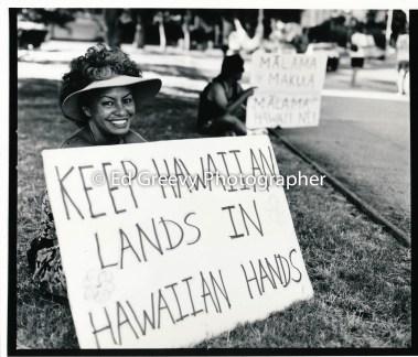 %22Keep Hawaiian Lands in Hawaiian Hands%22 8082-1-19 10-8-96