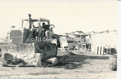 Sand Island-More bulldozing 4094-5-36A 12-79