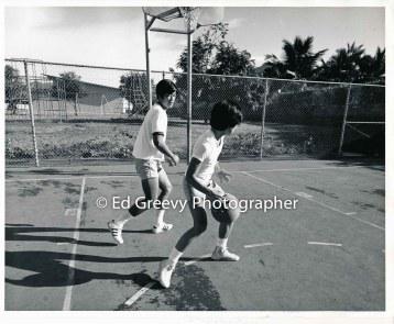 Big Brother basketball. 2514 1971