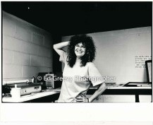 Former SUNBUMS Editor, Kate Hellenbrand. 2843-3 1975