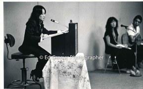 Ninotchka Rosca speaking at UH. 6023-20 2-23-84