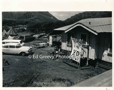 Kalama Valley homes before evictions. 3