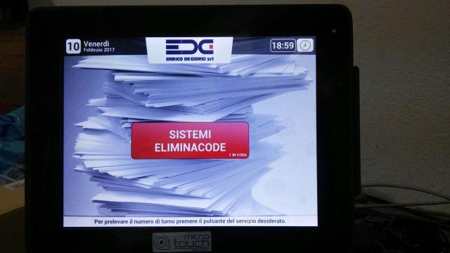 Sistemi Eliminacode in Sardegna