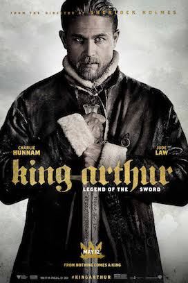 King Arthur: Legend of the Sword – Movie Review