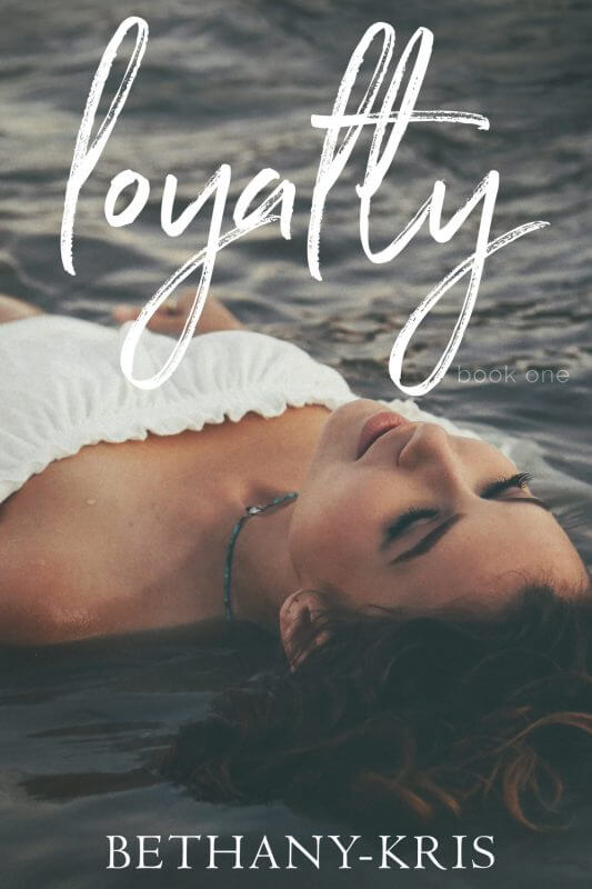 Double Cover Reveal: LOYALTY & DISGRACE, the John + Siena series by Bethany-Kris