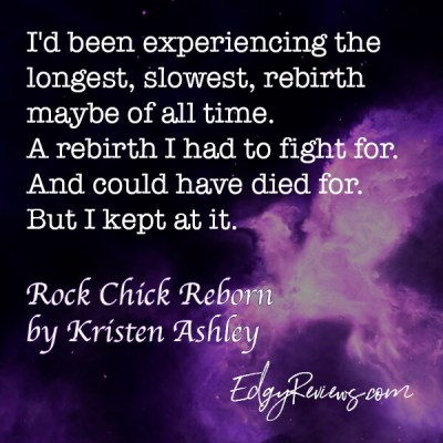 Rock Chick Reborn Quote