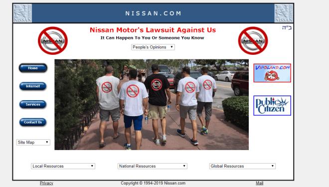 NissanDotCom