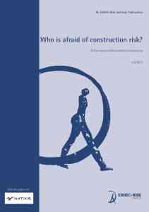 Paper on infrastructure debt portfolio construction, 2013