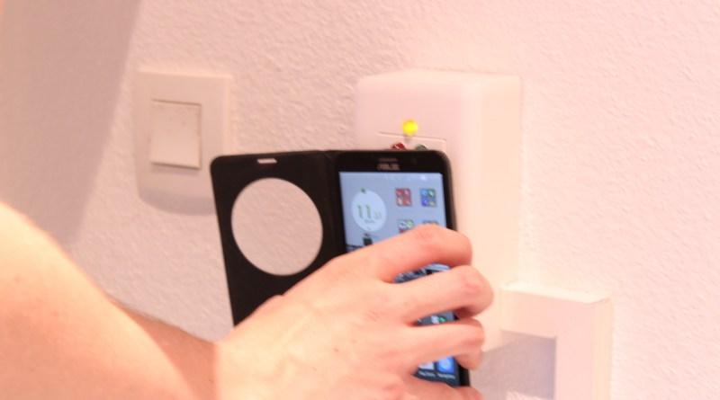 Mise en pratique du badgeur NFC
