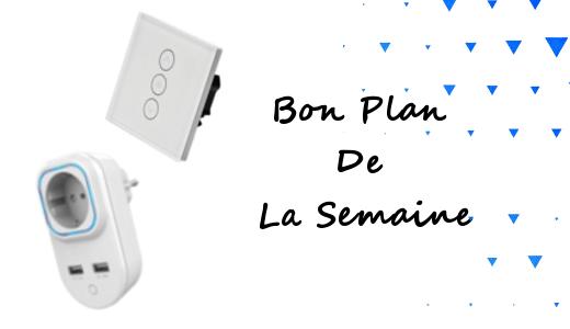 Bon Plan De La Semaine Prise et télécommande connectée Edi Elec