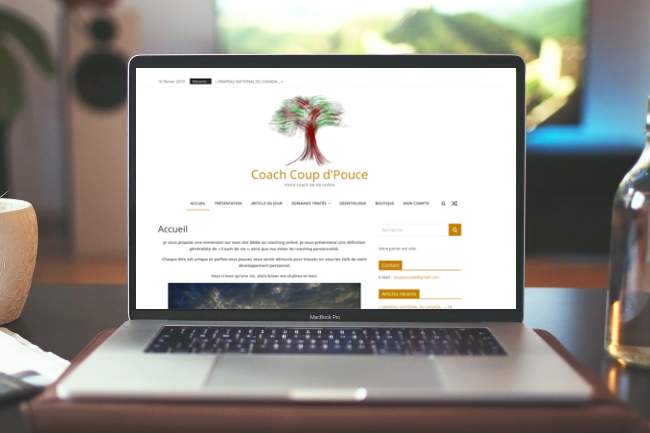 site internet coach coupdpouce