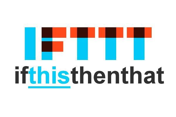L'IFTTT et la domotique