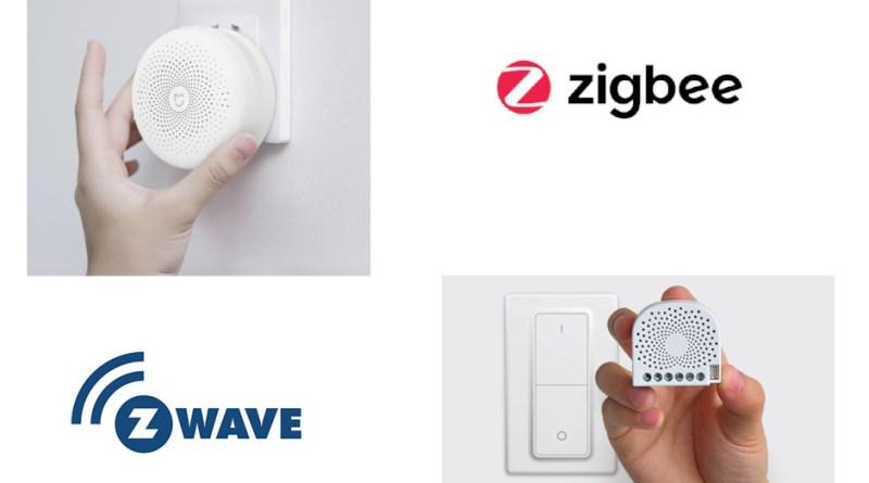la différence entre zigbee et z-wave