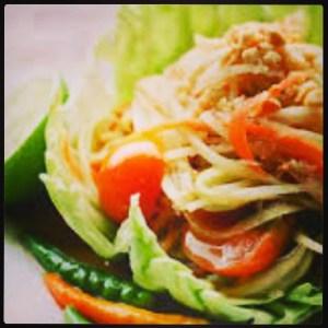 Som Tam - Papaya Salad